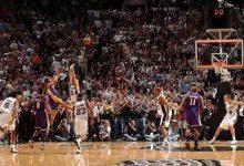 NBA经典比赛:费舍尔0.4秒绝杀马刺 全场录像回放-一拳录像网
