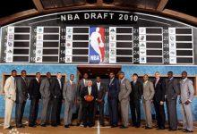 2010年NBA选秀大会顺位排名名单 2010年NBA选秀大会状元-一拳录像网