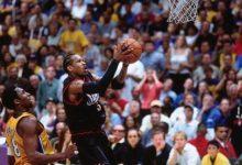 2001年NBA总决赛湖人vs76人全五场高清录像回放-一拳录像网