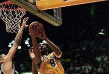 1999年NBA圣诞大战 湖人vs马刺全场高清录像回放-一拳录像网
