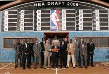 2009年NBA选秀大会顺位排名名单 2009年NBA选秀大会状元-一拳录像网