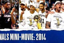 2014年NBA总决赛热火vs马刺全五场高清录像回放-一拳录像网