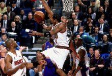 2000年NBA全明星赛高清录像回放 奥尼尔邓肯MVP-一拳录像网