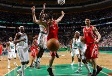 "NBA经典比赛:2008年姚明大战凯尔特人""三巨头"" 全场录像回放-一拳录像网"
