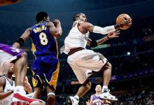 2001年NBA全明星赛高清录像回放 艾弗森25分夺MVP-一拳录像网