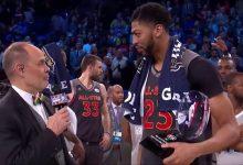 2017年NBA全明星赛高清录像回放 戴维斯52分夺MVP-一拳录像网