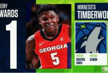 2020年NBA选秀顺位排名名单 2020年NBA选秀大会状元-一拳录像网