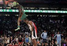 内特罗宾逊2009年NBA扣篮大赛 全场高清录像回放-一拳录像网