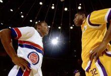 1988年NBA总决赛湖人vs活塞全七场高清录像回放-一拳录像网