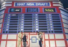 1997年NBA选秀大会顺位排名名单 1997年NBA选秀大会状元-一拳录像网