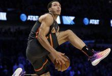 戈登2020年NBA扣篮大赛 全场高清录像回放-一拳录像网