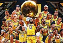 NBA总冠军列表 NBA历届历年总冠军球队名单-一拳录像网