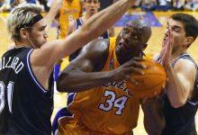 2002年NBA西部决赛 湖人vs国王G7 全场录像回放-一拳录像网