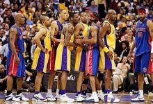 2004年NBA总决赛湖人vs活塞全五场高清录像回放-一拳录像网