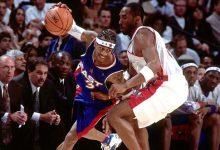2005年NBA全明星赛高清录像回放 艾弗森15分夺MVP-一拳录像网