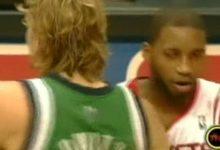 NBA经典比赛:麦迪48分pk诺维茨基生涯最高53分 全场录像回放-一拳录像网