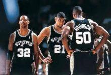 1999年NBA总决赛马刺vs尼克斯全五场高清录像回放-一拳录像网