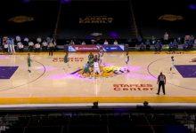 2020年NBA圣诞大战 湖人vs独行侠全场高清录像回放-一拳录像网