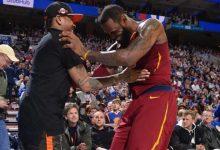 NBA经典比赛:詹姆斯34分不敌艾弗森31分 全场录像回放-一拳录像网