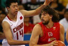 2008年北京奥运会男篮中国vs西班牙 全场高清录像回放-一拳录像网