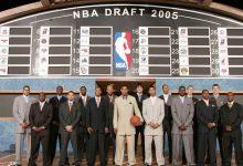 2005年NBA选秀大会顺位排名名单 2005年NBA选秀大会状元-一拳录像网