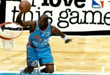 1996年NBA全明星赛高清录像回放 乔丹22分夺MVP-一拳录像网