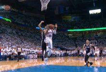 NBA经典比赛:2014年西决G6马刺加时赛大战雷霆 全场录像回放-一拳录像网