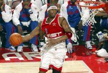 2006年NBA全明星赛高清录像回放 詹姆斯29分夺MVP-一拳录像网